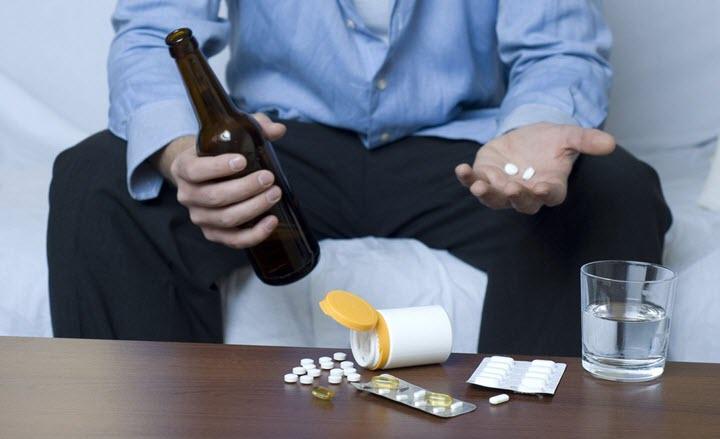 Алкоголь и АД