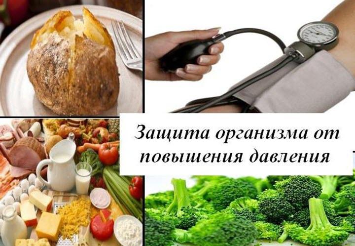 Питание при высоком давлении