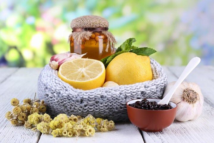 Лимоны при аритмии