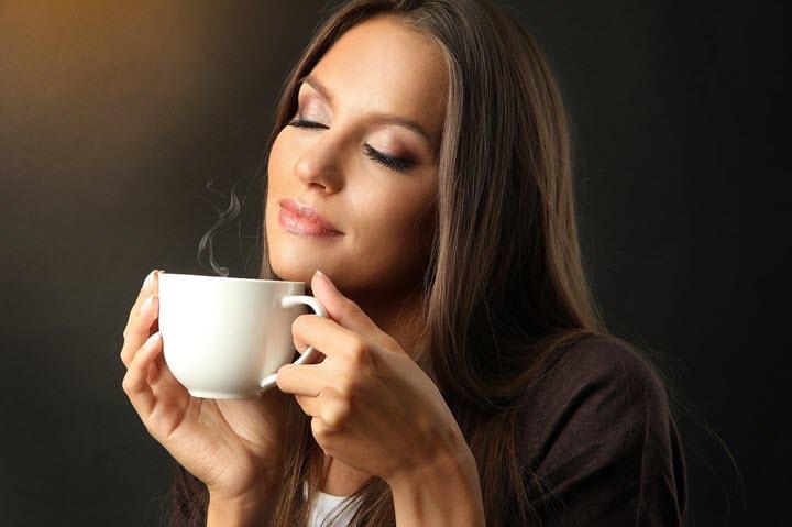 Употребление черного чая