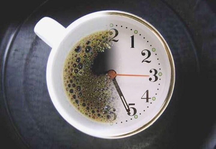 Влияние кофе на АД