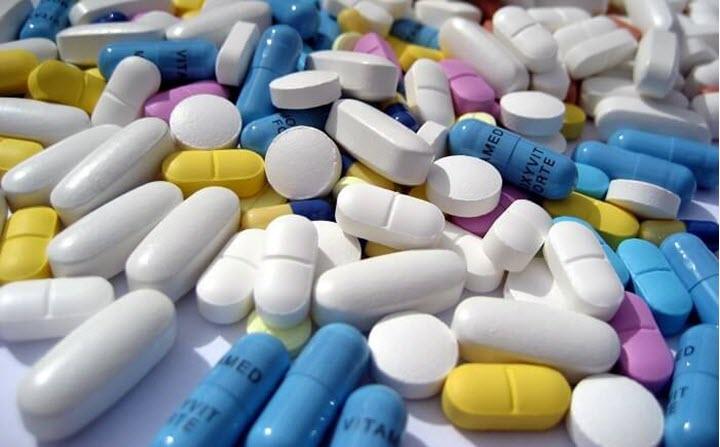 Таблетки при высоком давлении