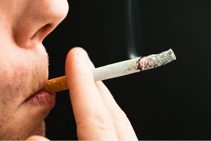 Курение как причина гипертонии