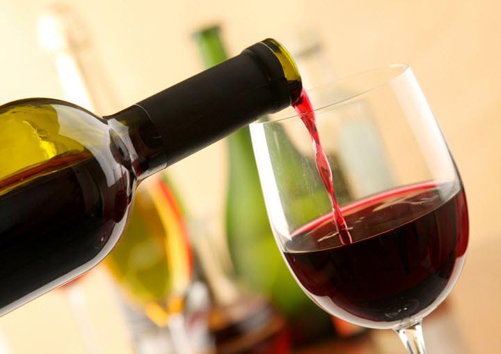 Польза и вред красного вина