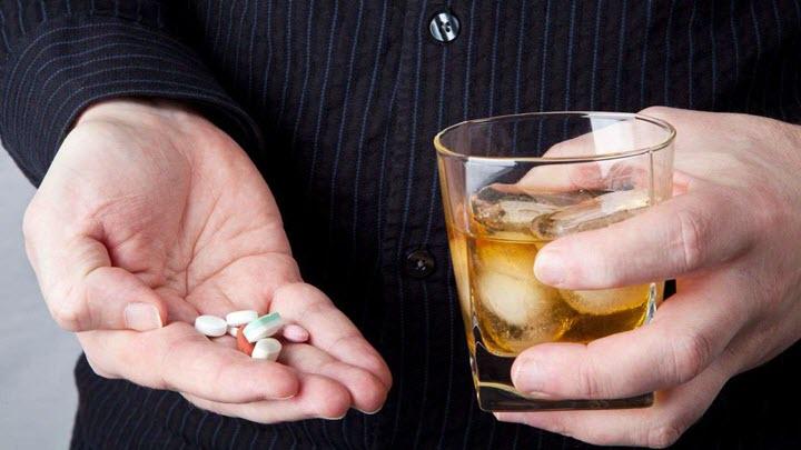 Взаимодействие алкоголя и лекарств
