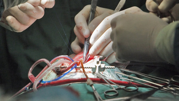 Хирургическое лечение рака сердца
