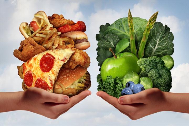 Здоровое питание как профилактика