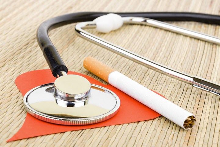 Вредные привычки и заболевания сердца