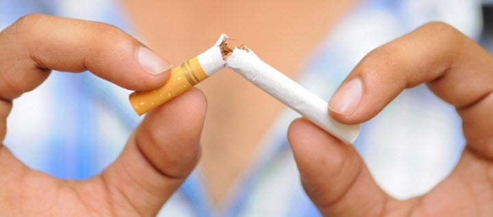 Отказ от курения как профилактика заболевания