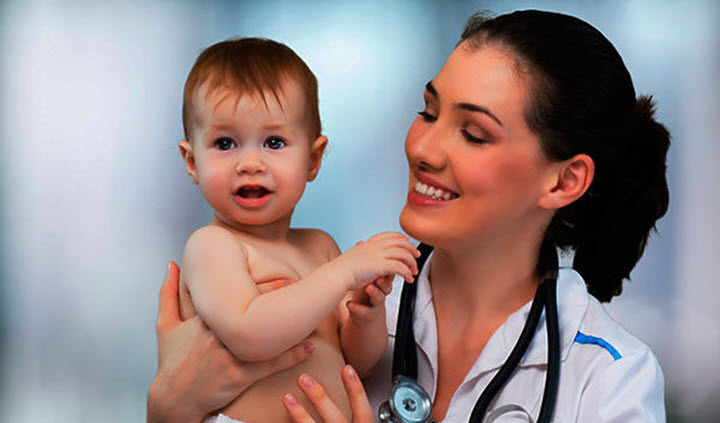 Заболевания у детей