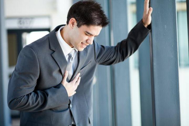 Боль и тяжесть в груди