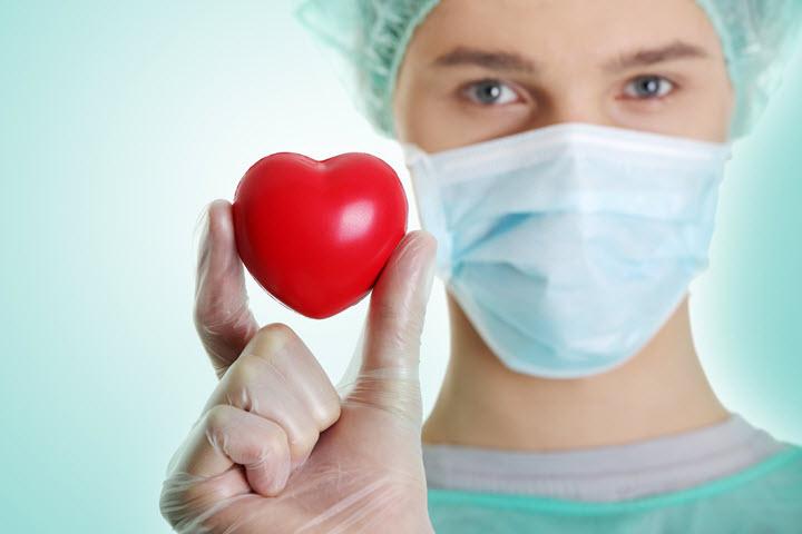 Хирургическая операция на сердце