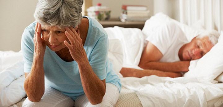 расстройство сна у пожилых