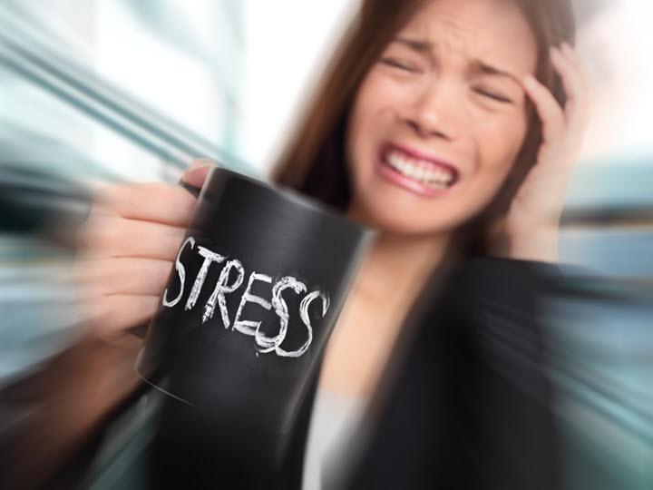 Стресс как причина аритмии
