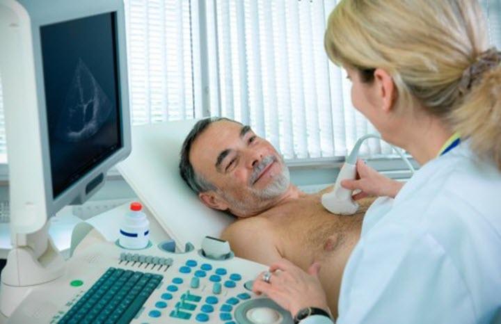 УЗИ сердца для диагностики перикардита