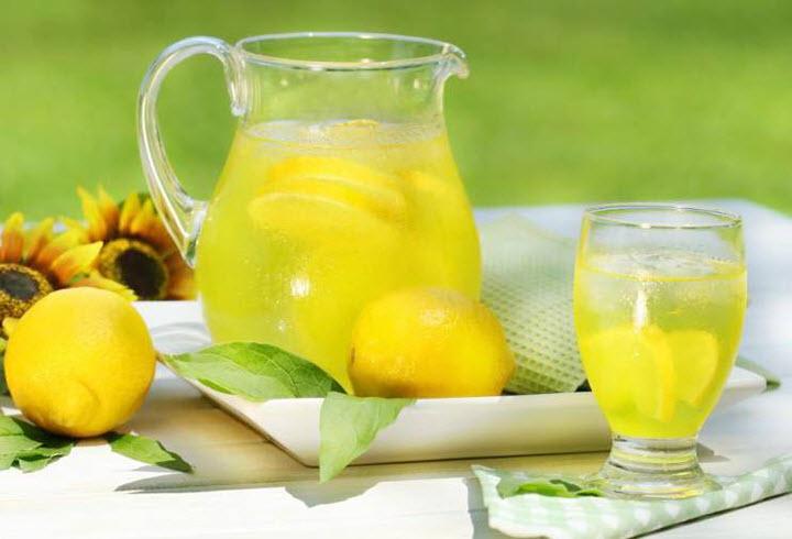 Мед и лимон при ВЧД