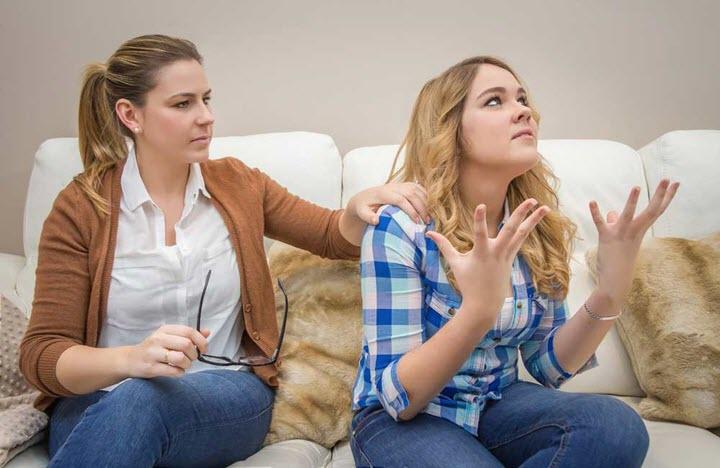 Нервный стресс у подростка