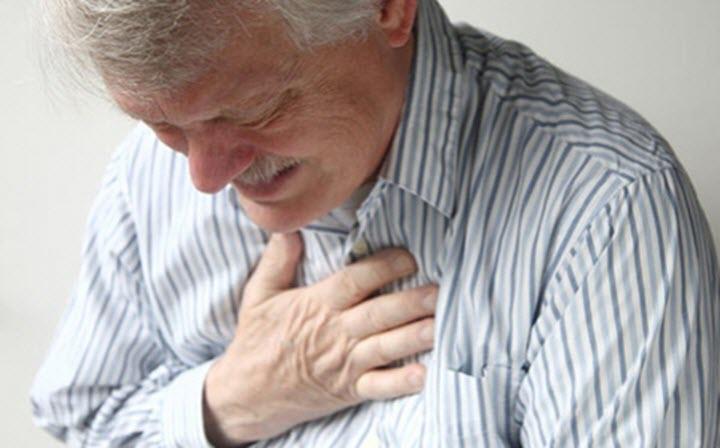 Как распознать боли в груди