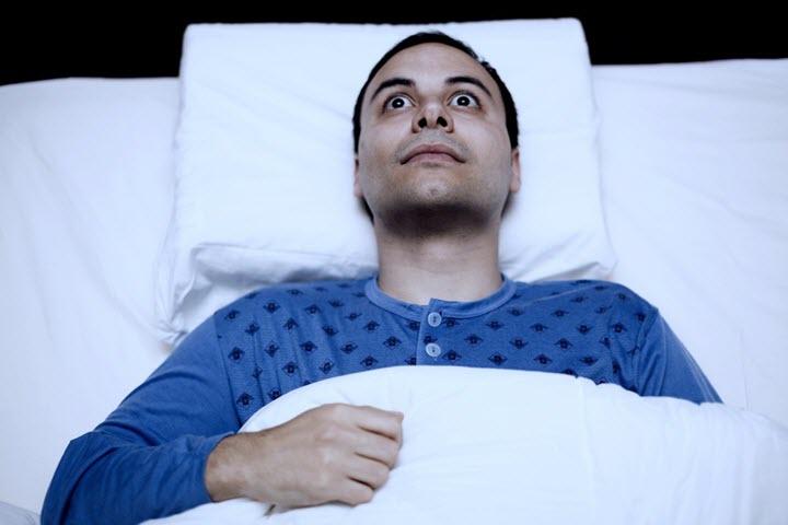 Бессонница как причина гипертонии