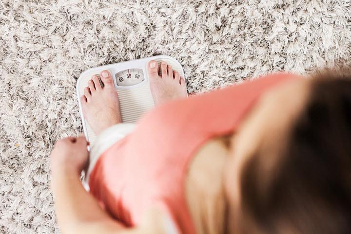 Внезапное снижение веса