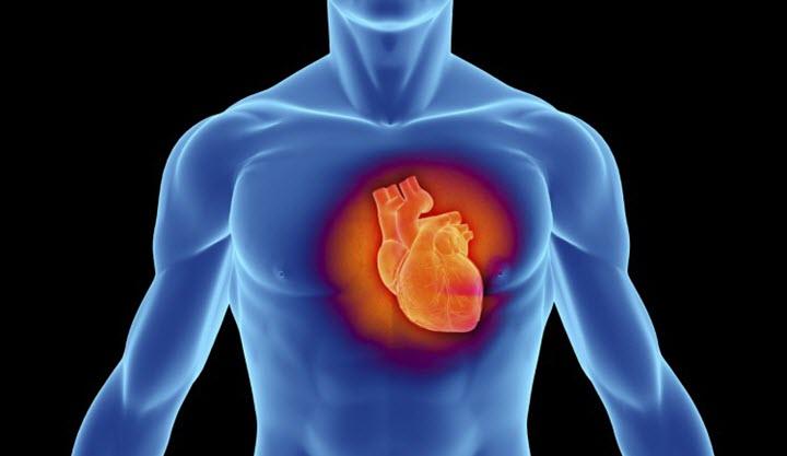 Сердечная опухоль