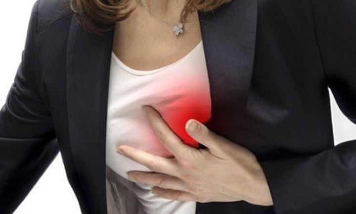 Сердечные проблемы