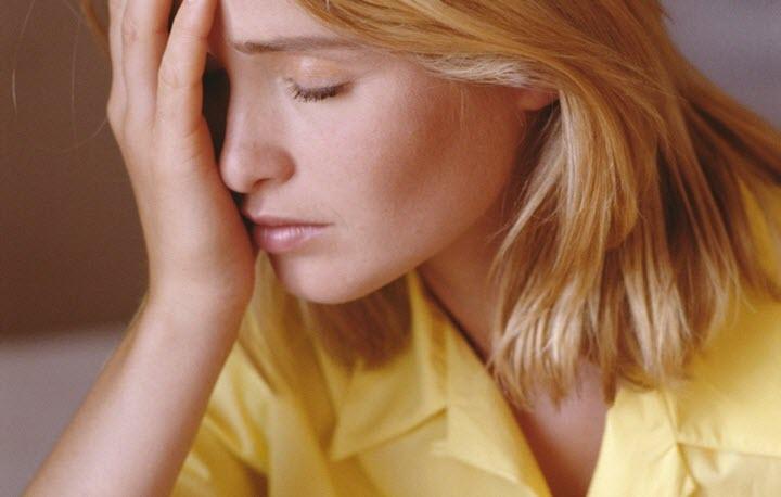 Головная боль как симптом гипертензии