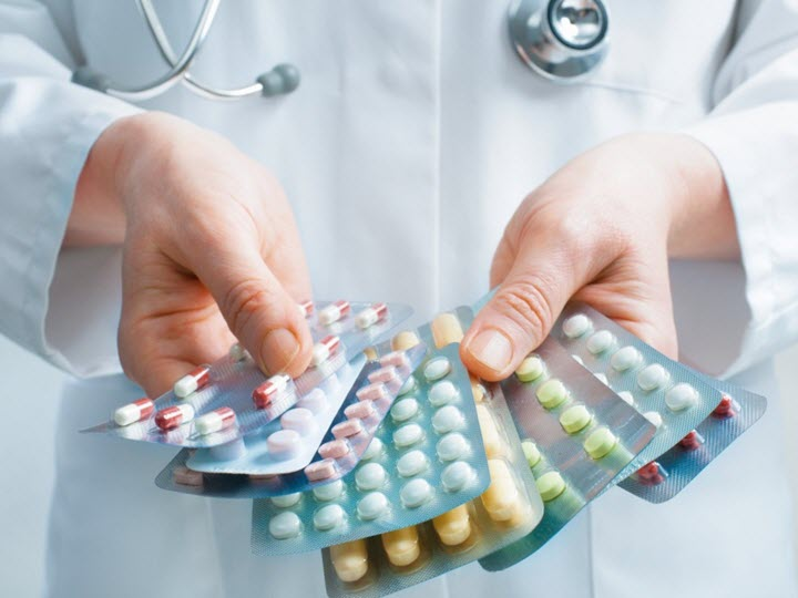 Таблетки при аритмии