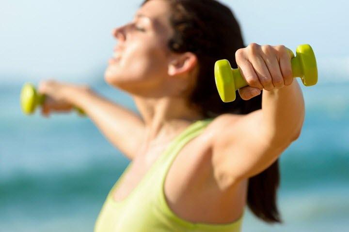 Физическая активность как профилактика