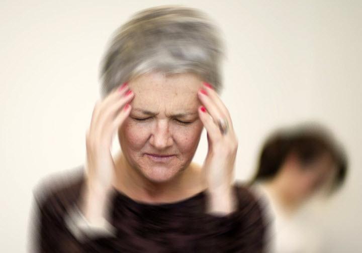 Головокружение как симптом заболевания