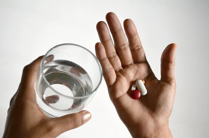 Таблетки от воспаления вен