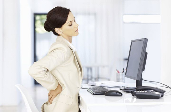 Сидячий образ жизни как причина варикоза