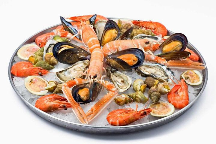 Морепродукты при варикозе