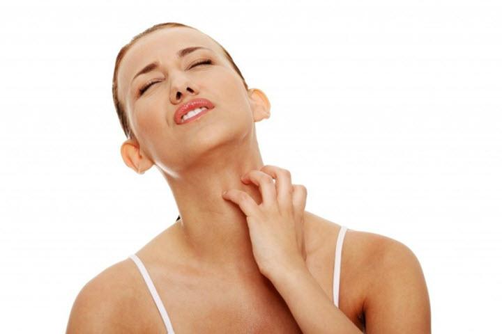 Зуд при васкулите