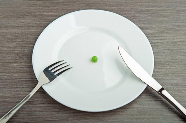 Голодание - причина брадикардии
