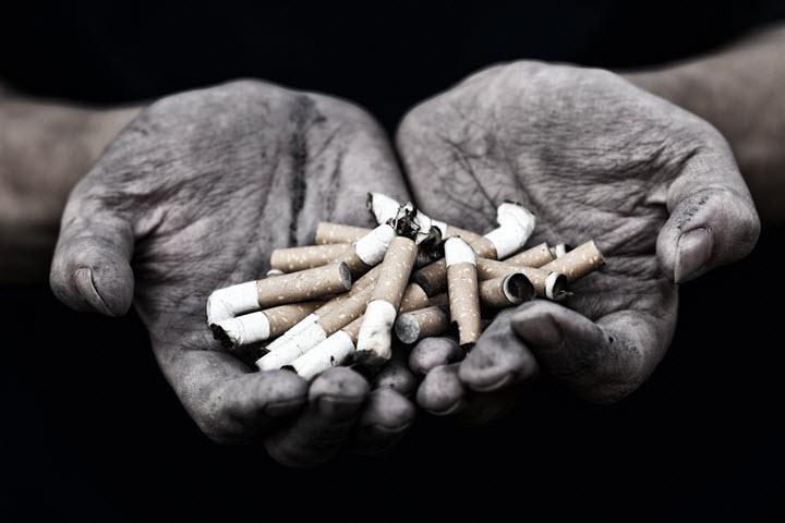 Курение как причина варикоза