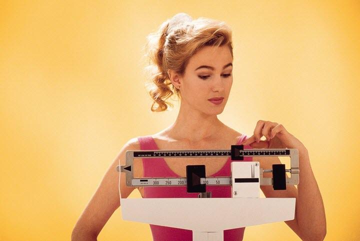 Резкая потеря веса