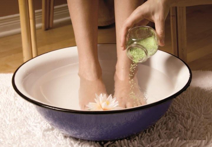 Ванночки для ног