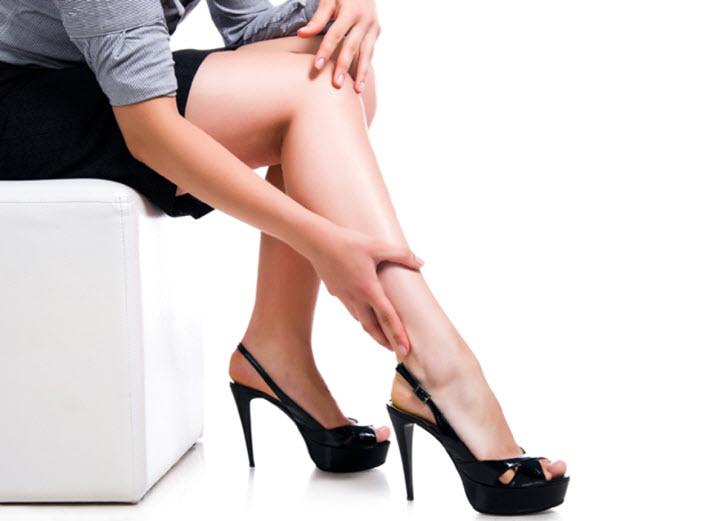 Красивые и здоровые ноги