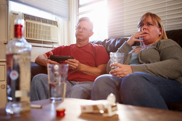 Вредные привычки приводят к варикозу и целлюлиту