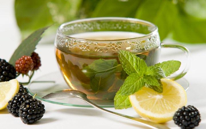 успокоительный травяной чай