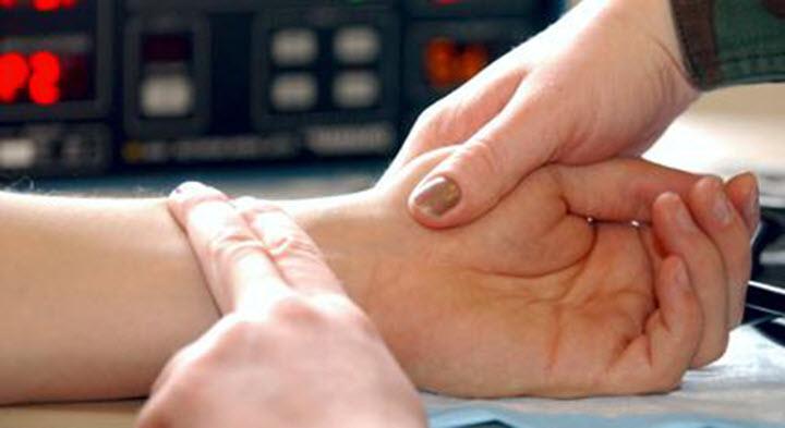 Учащенный пульс при ВСД