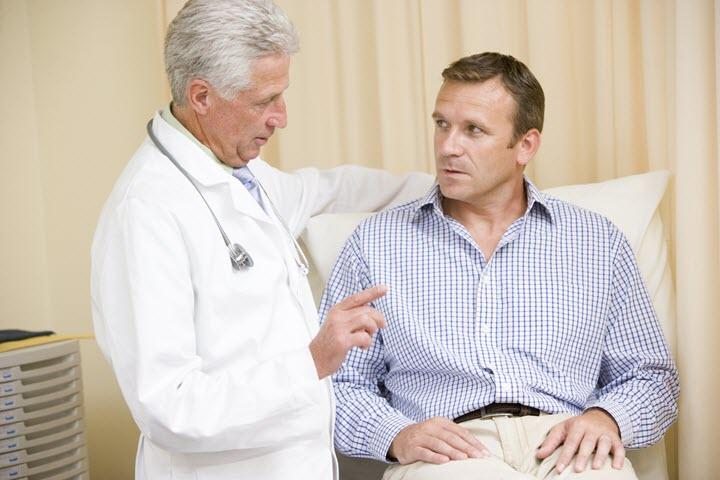 Назначение медицинского лечения
