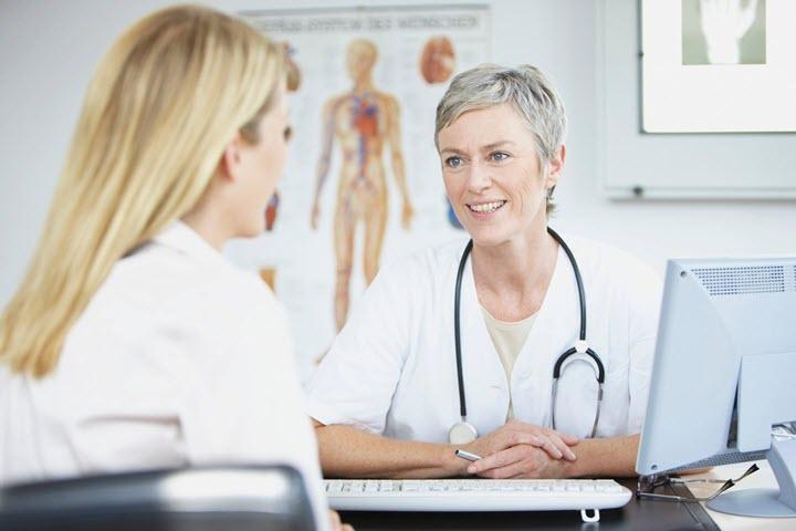 Назначения лечения и физических нагрузок