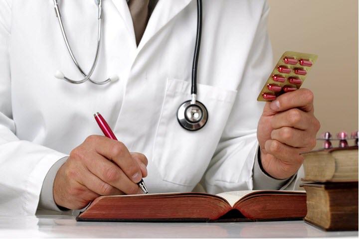 Медикаментозное лечение ишемии