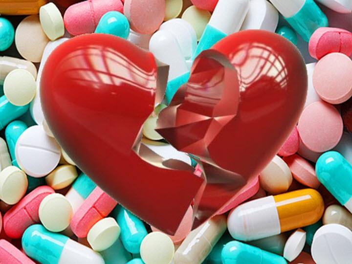 Лекарства при ишемии
