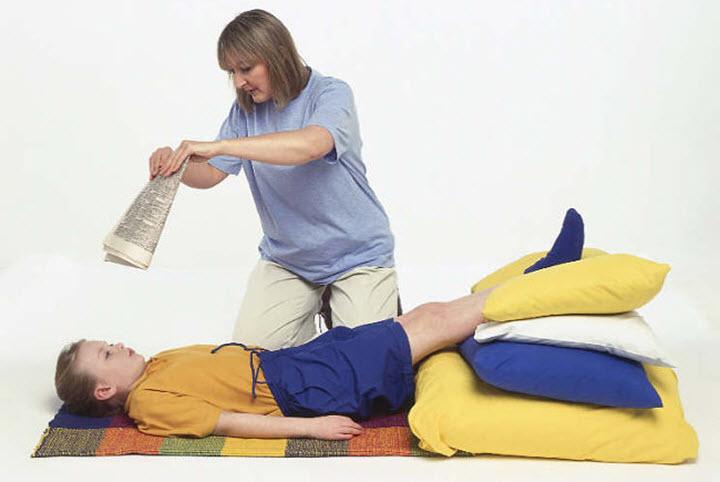 Обморок у ребенка