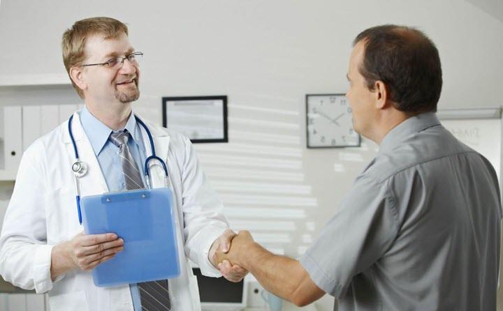 Медицинское назначение врача