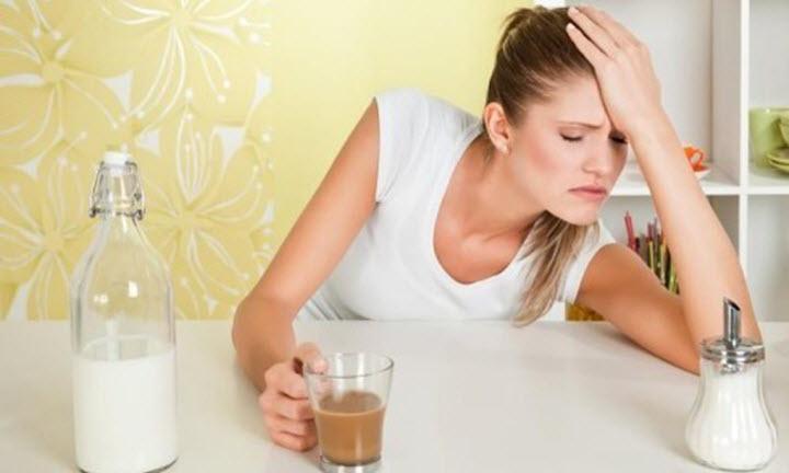 Неприятные ощущения после еды