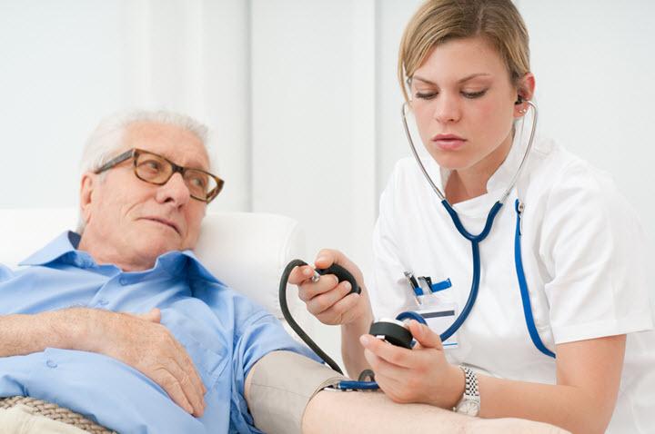 Сердечная недостаточность у пожилых